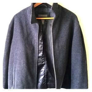 Banana Republic wool coat